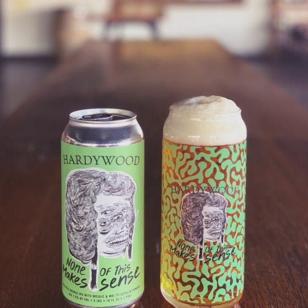None Of This Makes Sense Can Release at Charlottesville