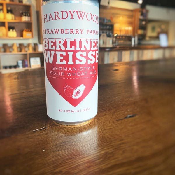 strawberry papaya berliner