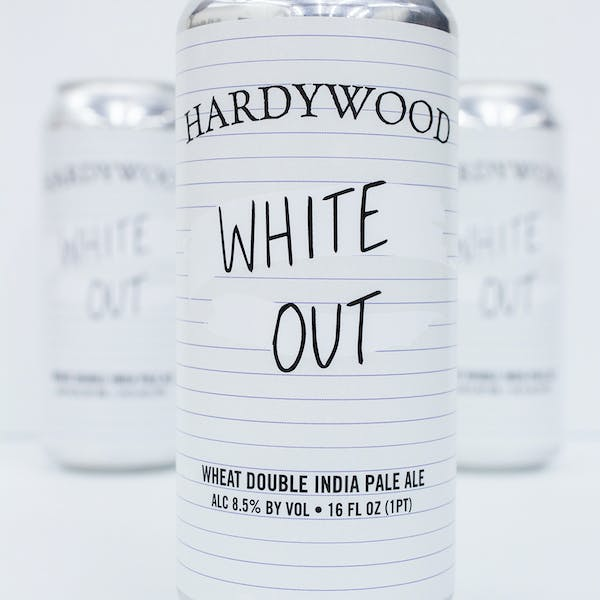 White Out Can Release