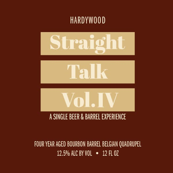 Straight Talk Vol. IV Release