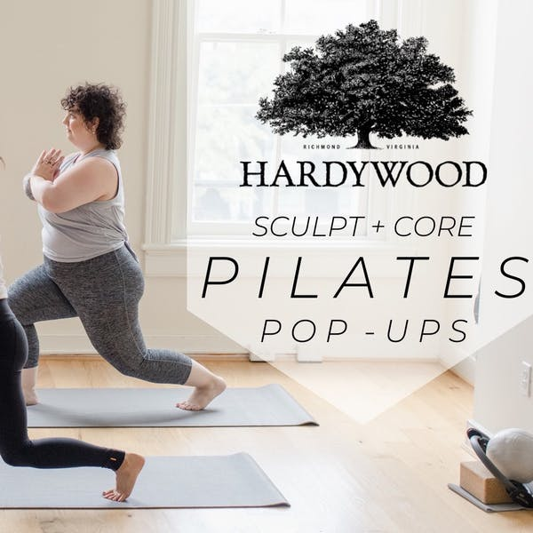 Pilates Pop-Up at Hardywood Richmond