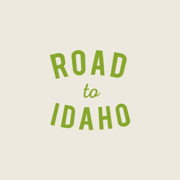Road to Idaho