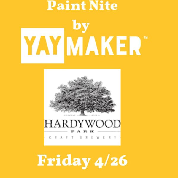 Paint Nite in Charlottesville