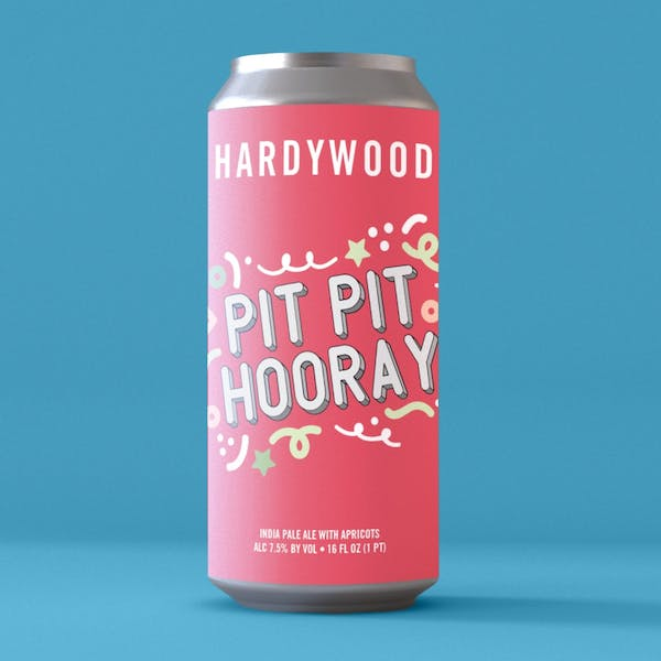 Pit Pit Hooray Can Release