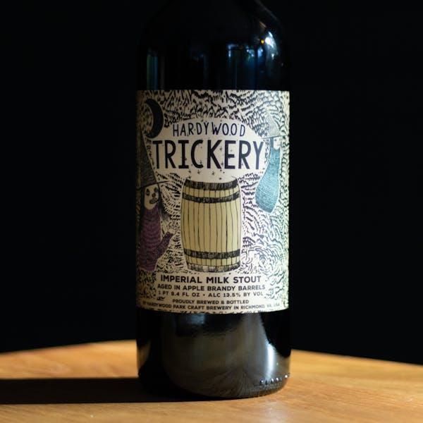 Trickery Release 10.23.21