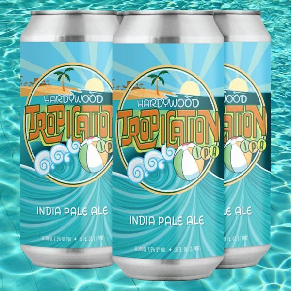 Tropication Re-release, new branding