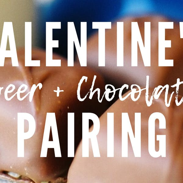 ValentinesBeer&Chocolate