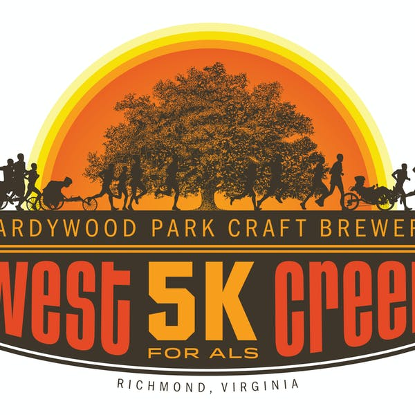 Hardywood West Creek Ales for ALS 5k