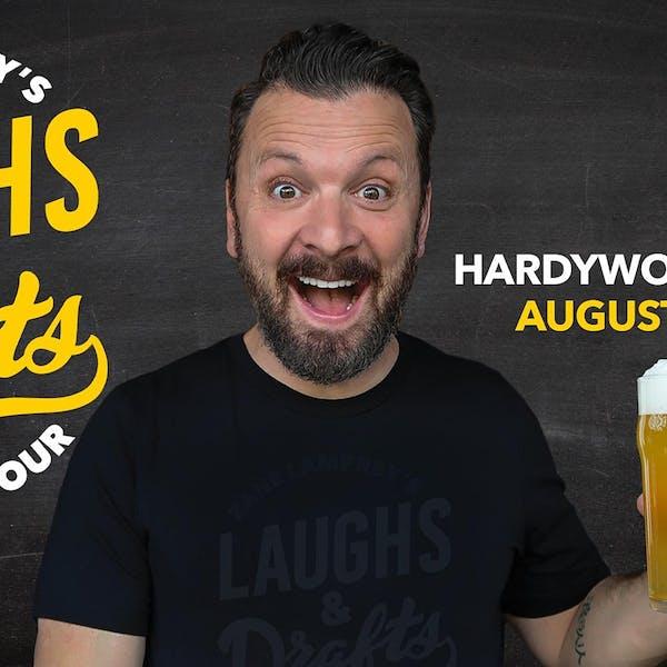 Zane Lamprey's Laughs & Drafts at Hardywood West Creek