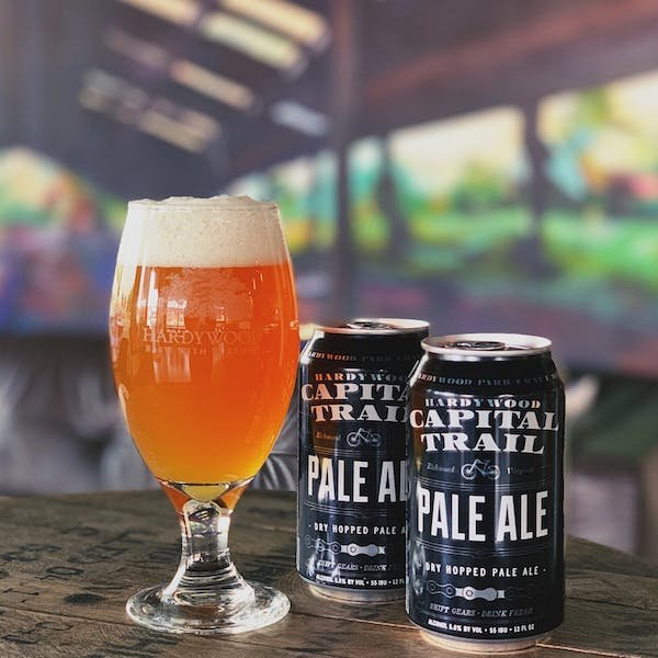 Capital Trail Pale Ale Release