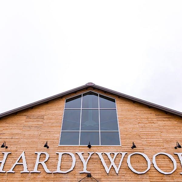 hardywood-sign