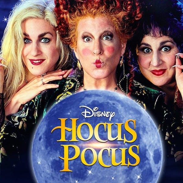 Cinema by the Creek: Hocus Pocus 10.29.21