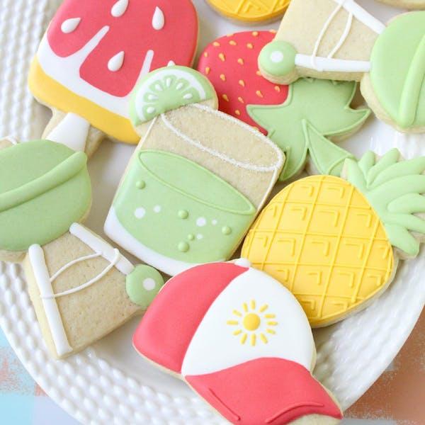 Summer Cookie Workshop at Hardywood West Creek