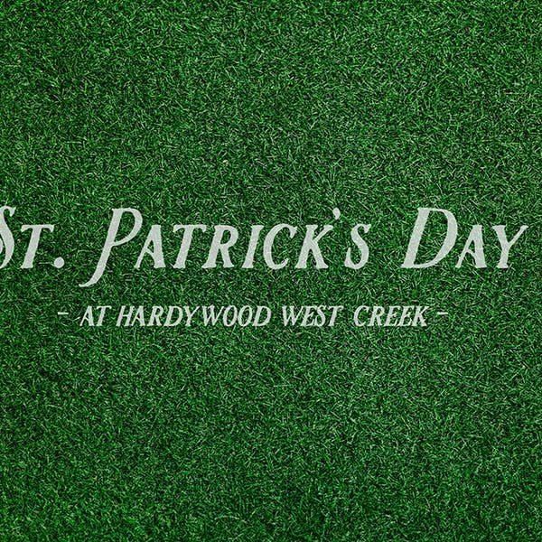 St Patrick's Day at Hardywood West Creek