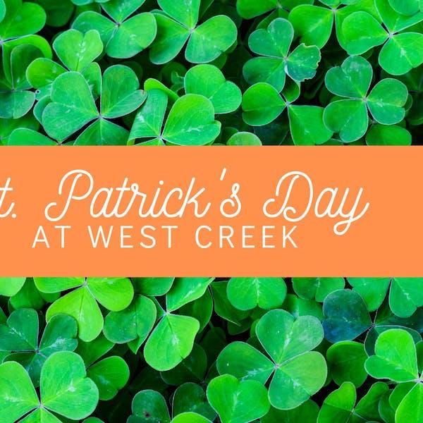 St. Patrick's Day at Hardywood West Creek