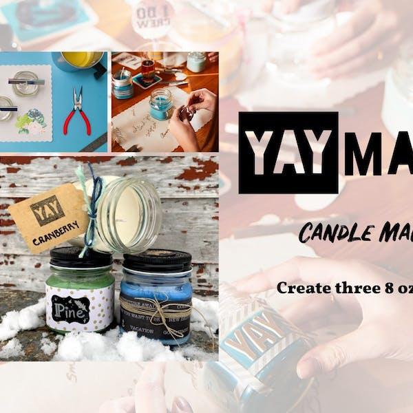 yaymakercandles