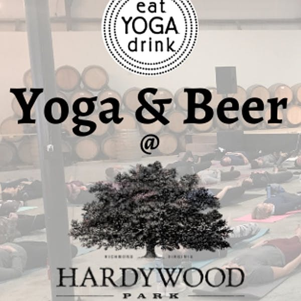 yoga&beer