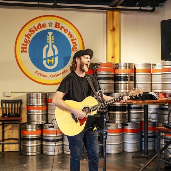 Acoustic Thursdays with Beau Thomas