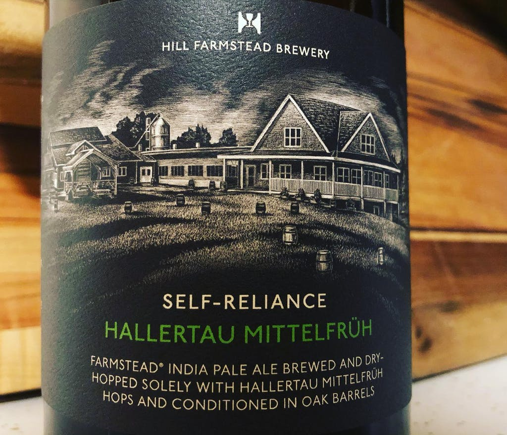 Self-Reliance Hallertau Mittelfruh