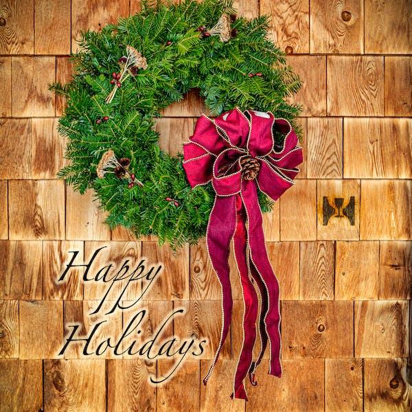 Happy Holidays | Juicy | Genealogy: CC—Akmel Nuri
