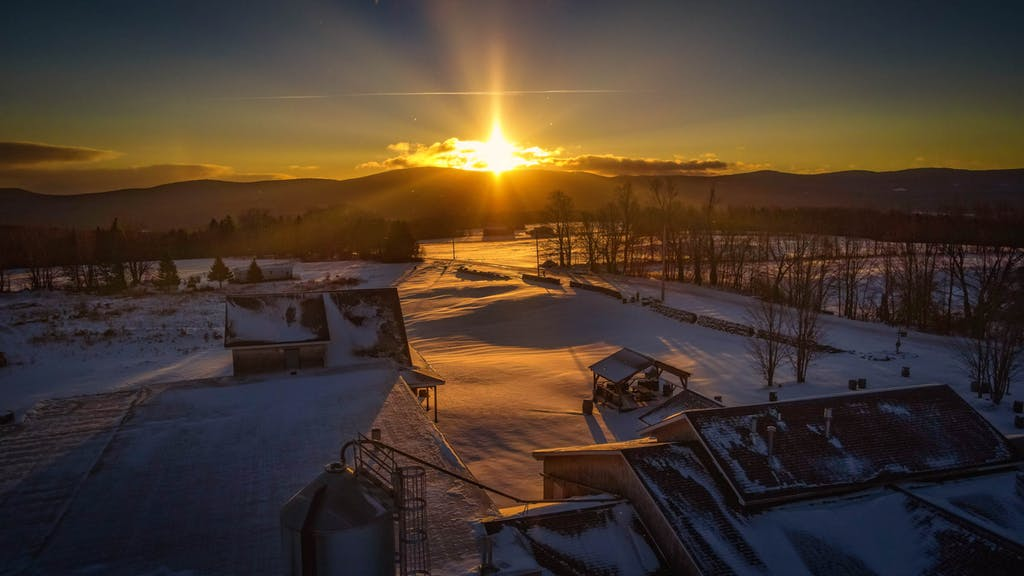 HF Sunrise