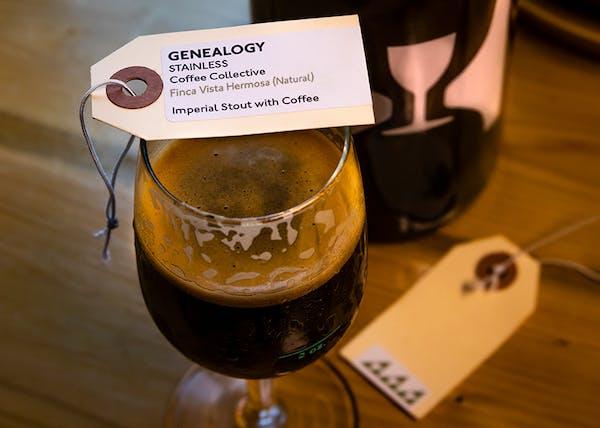 genealogy beer