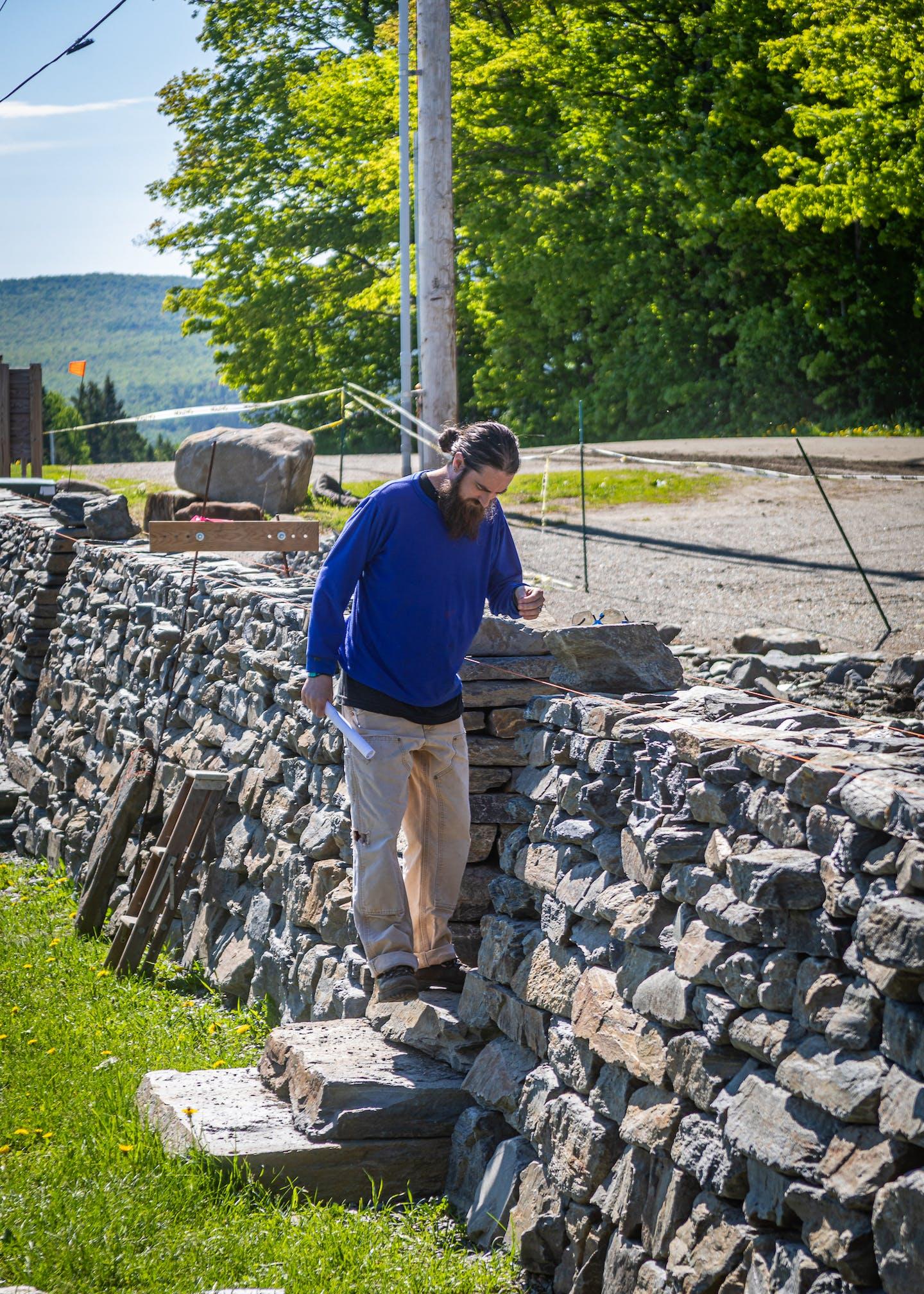 Masefield Wall - 29