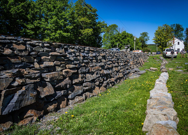 Masefield Wall - 42