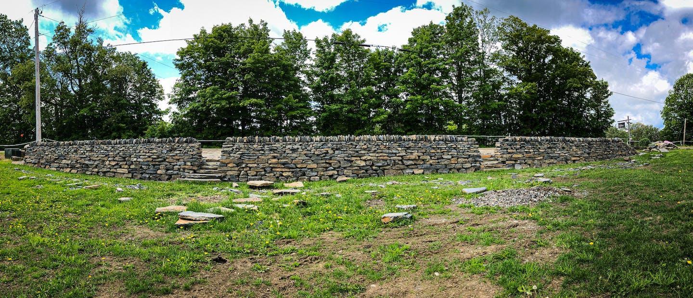 Masefield Wall - 57