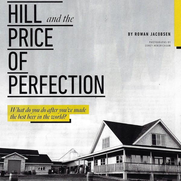 Yankee Magazine: Shaun Hill and the Price of Perfection