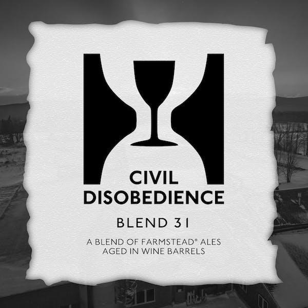 21-23 April: Civil Disobedience Blend 31 • Soignée: Cherry/Raspberry