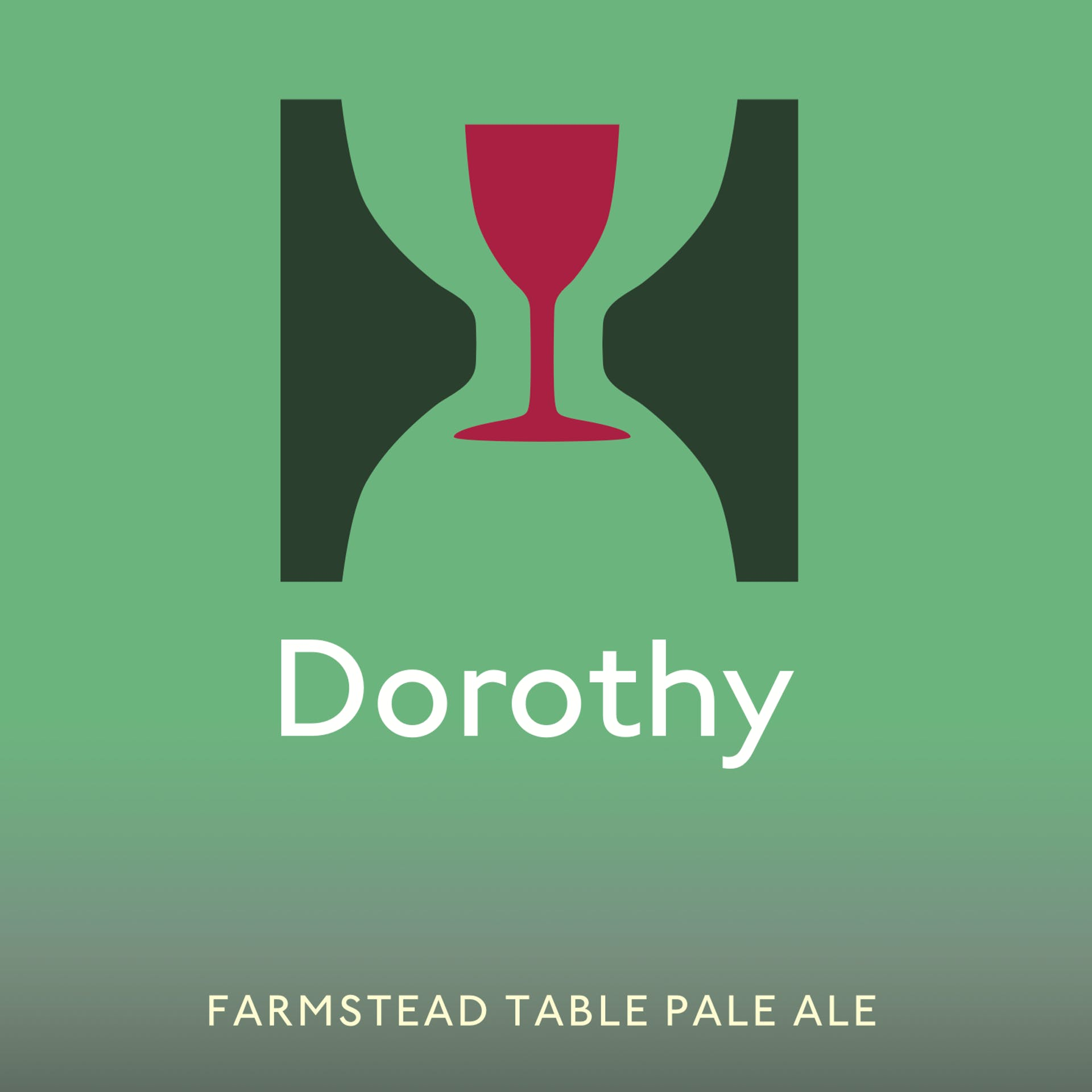 table dorothy label