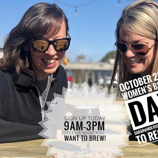 BREWSTER Women's Brew Day