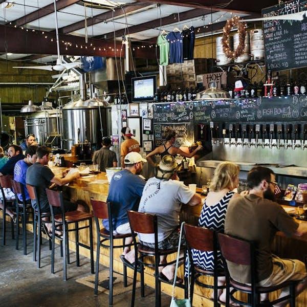 Beer Boom Not Slowing Down In Charleston