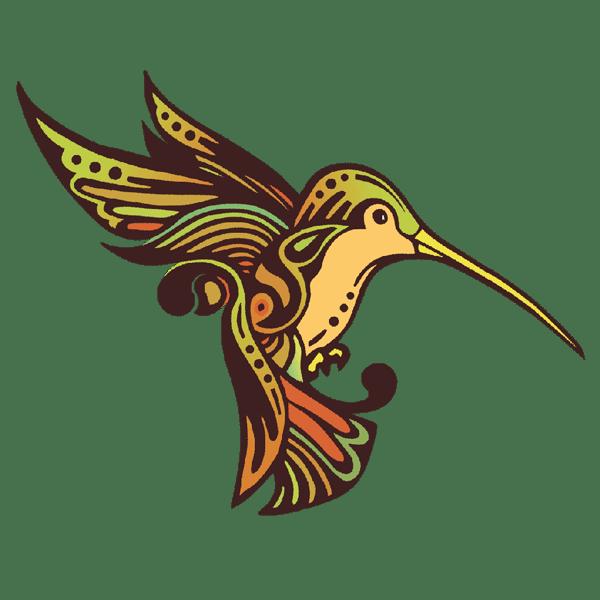 Humboldt hummingbird