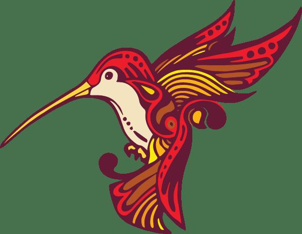 Humboldt brewing co. humming bird