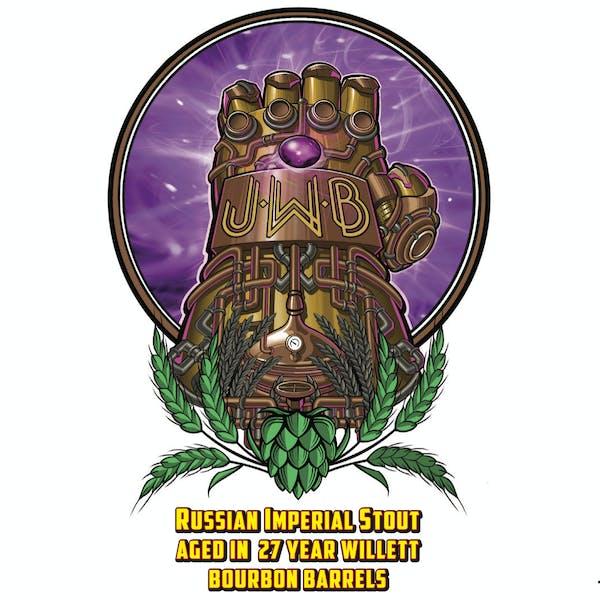 Gauntlet Series: Purple Stone