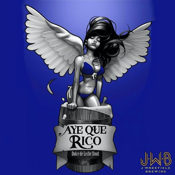 Image or graphic for Aye Que Rico Blue