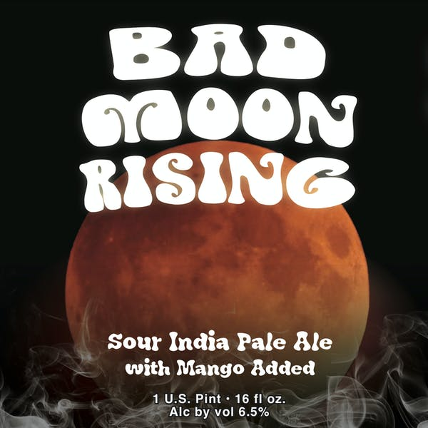 Image or graphic for Bad Moon Rising