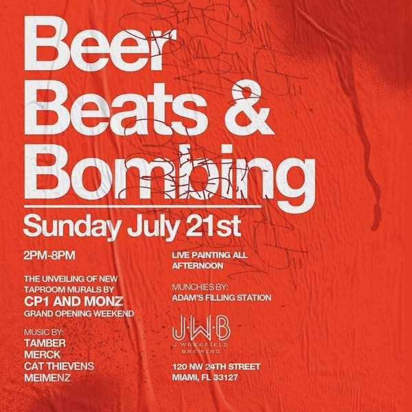 Beer, Beats & Bombing