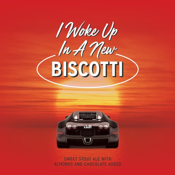 Image or graphic for I Woke Up In A New Biscotti