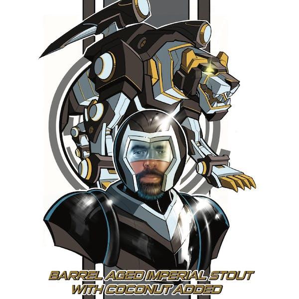 Adjunctron Project: Black Lion