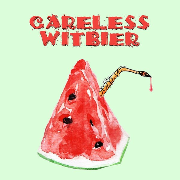 Image or graphic for Careless Witbier