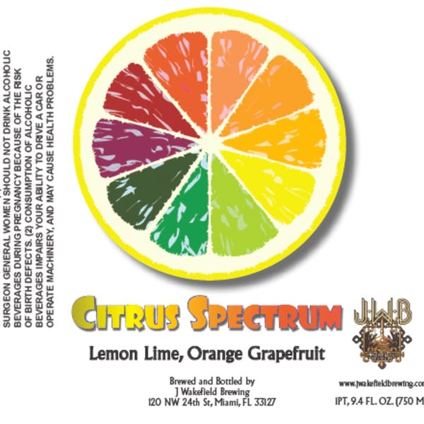 Image or graphic for Citrus Spectrum