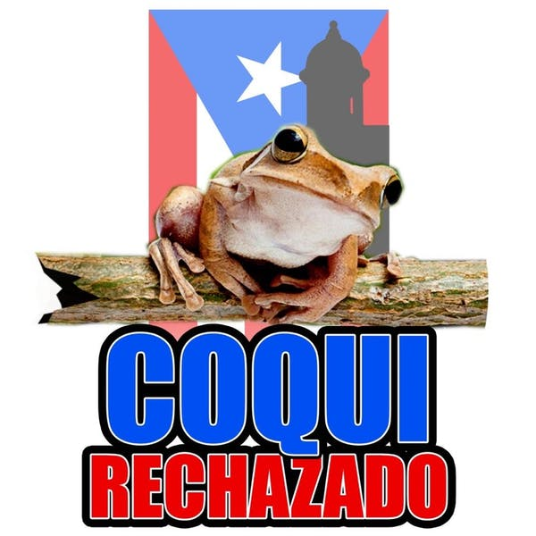 Image or graphic for Coqui Rechazado