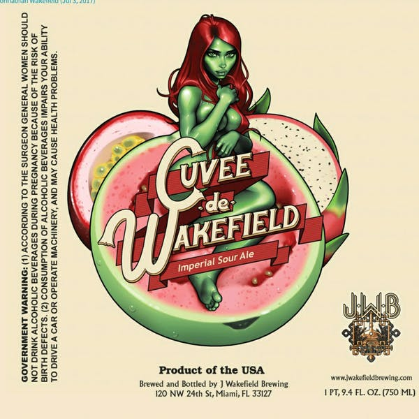 Image or graphic for Cuvee de Wakefield