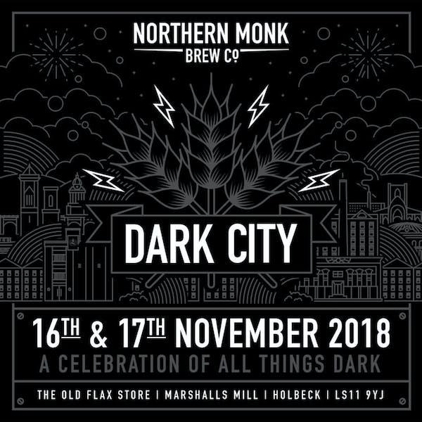 Dark City Beer Festival 11/16