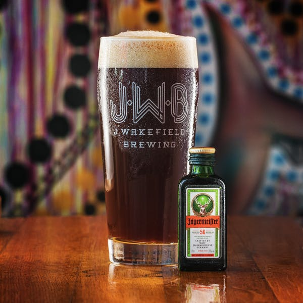 J. Wakefield Brewing Partners with Jägermeister for Deer & Beer Project