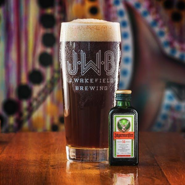 J. Wakefield Brewing Partners with Jägermeister for Deer & Beer Project