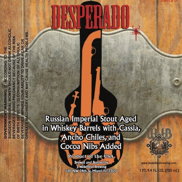 Image or graphic for Desperado